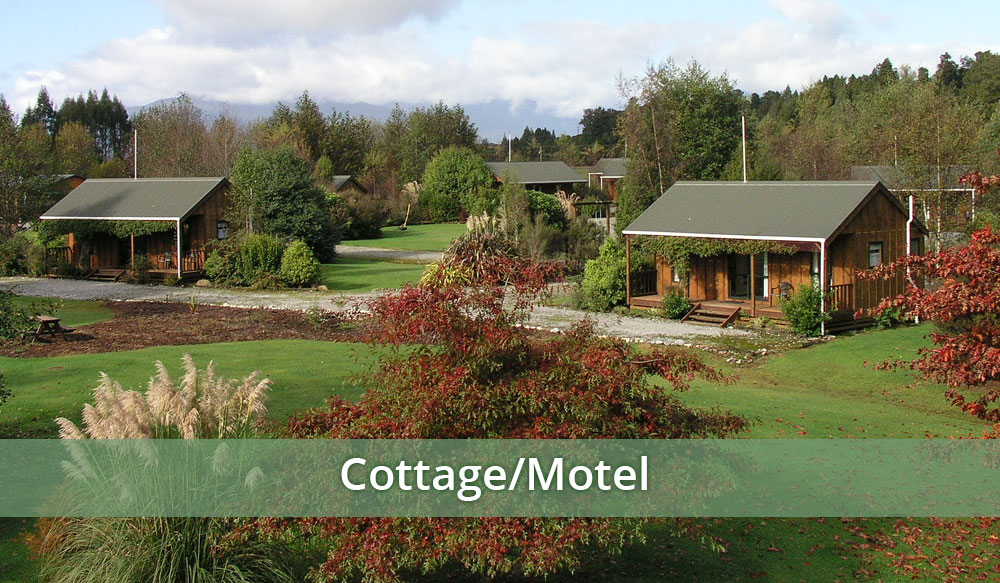Lake Brunner Country Motel Holiday Park Moana Accommodation Nz