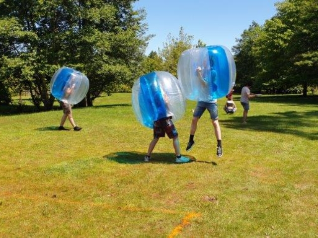 Bubble Ball Fun